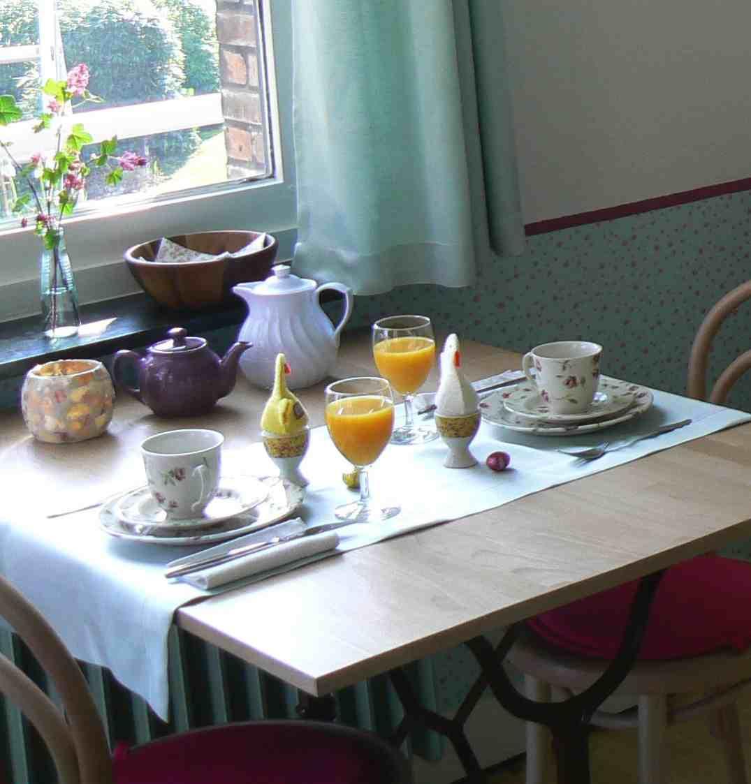 villa emma b&b ontbijt met twee